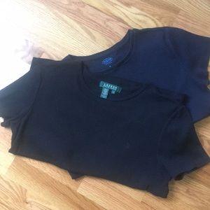 Ralph Lauren & Talbots Tee Shirt